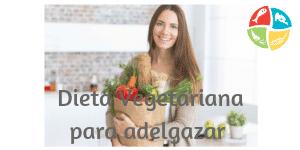dieta para perder peso vegetariana
