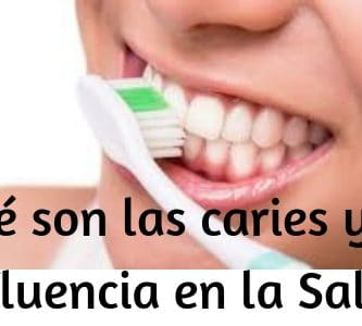 que son las caries