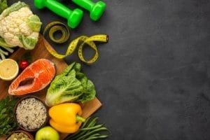 dieta para bajar peso