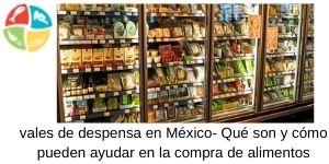 vales de despensa en México